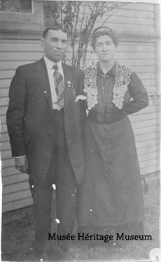 George and Clarabel Chevigny
