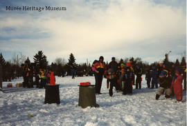 Beaver Winter Games at Grosvenor Park