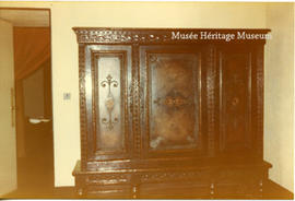 Interior of Chateau du Couloume - Cabinet