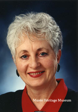 Councillor Margaret Plain
