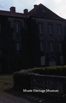 Exterior of Chateau du Couloume - View from the deck