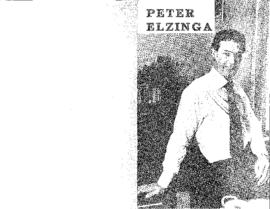 Peter Elzinga quarterly report, 1984
