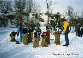 Beaver Winter Games at Lion's Park